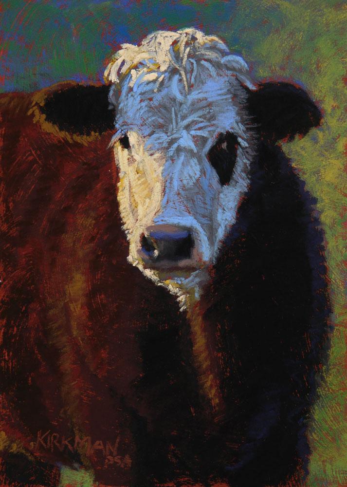 """Shaggy"" original fine art by Rita Kirkman"