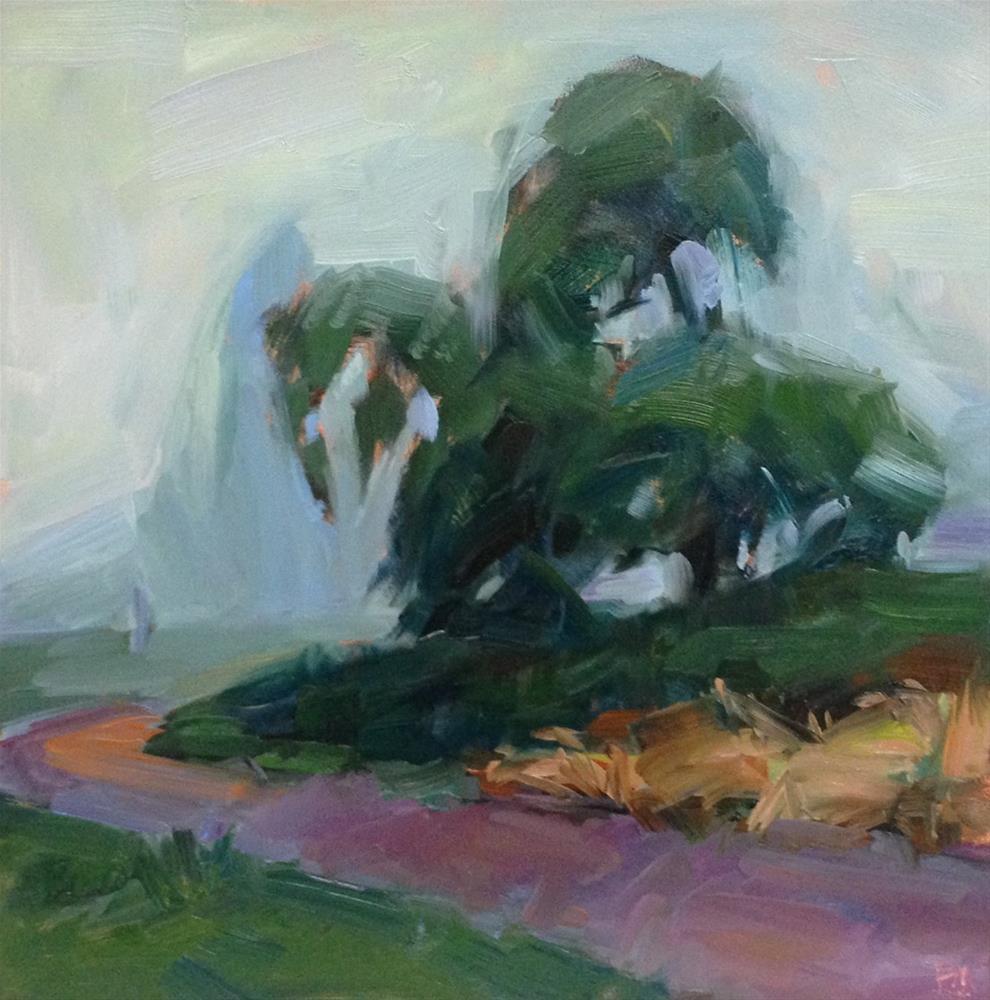 """""""Monolith"""" original fine art by Patti McNutt"""