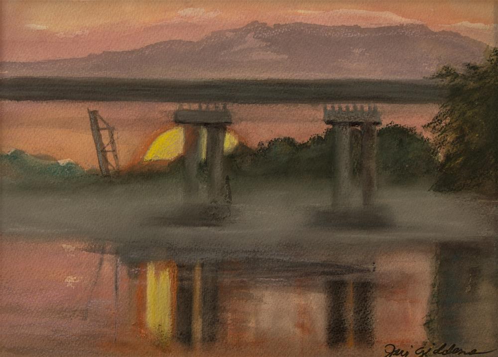 """After Katrina"" original fine art by Jeri Giddens"