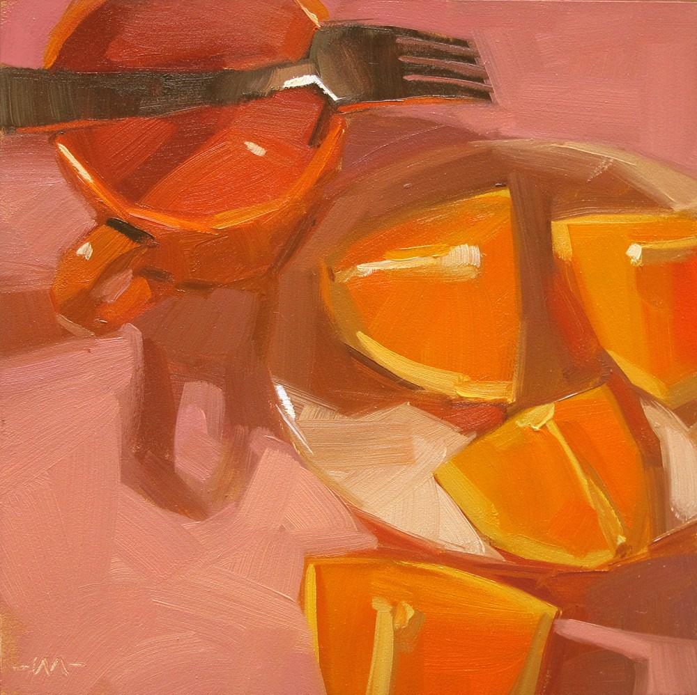 """""""Forktastic"""" original fine art by Carol Marine"""