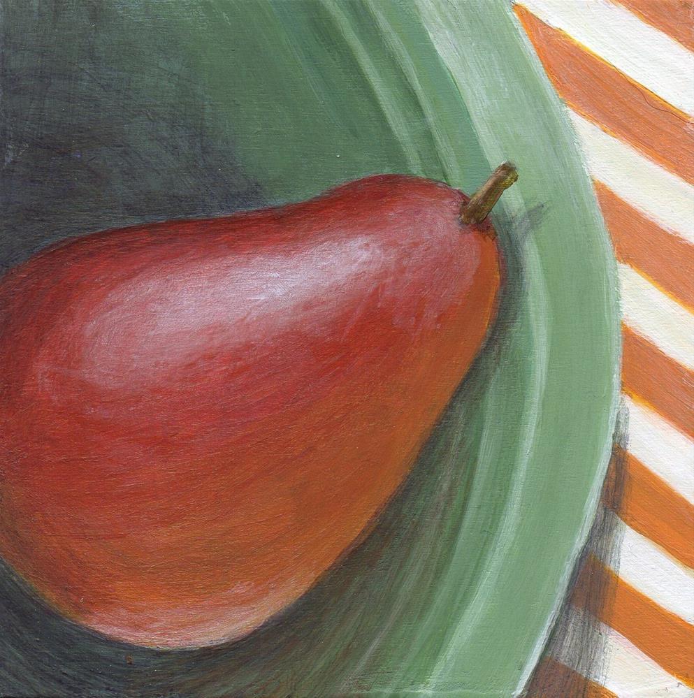 """""""Repose"""" original fine art by Debbie Shirley"""