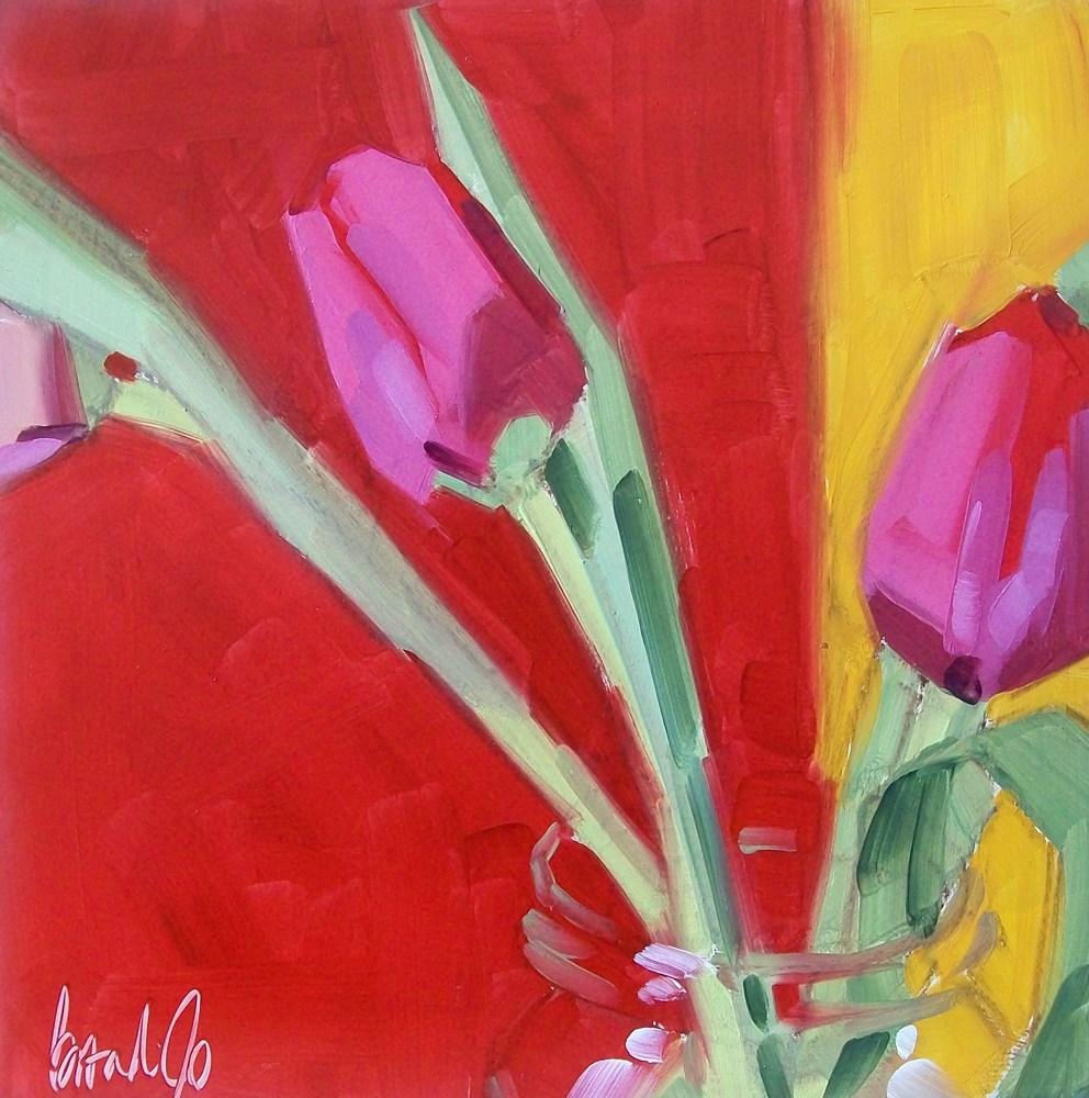 """""""Spring glow"""" original fine art by Brandi Bowman"""
