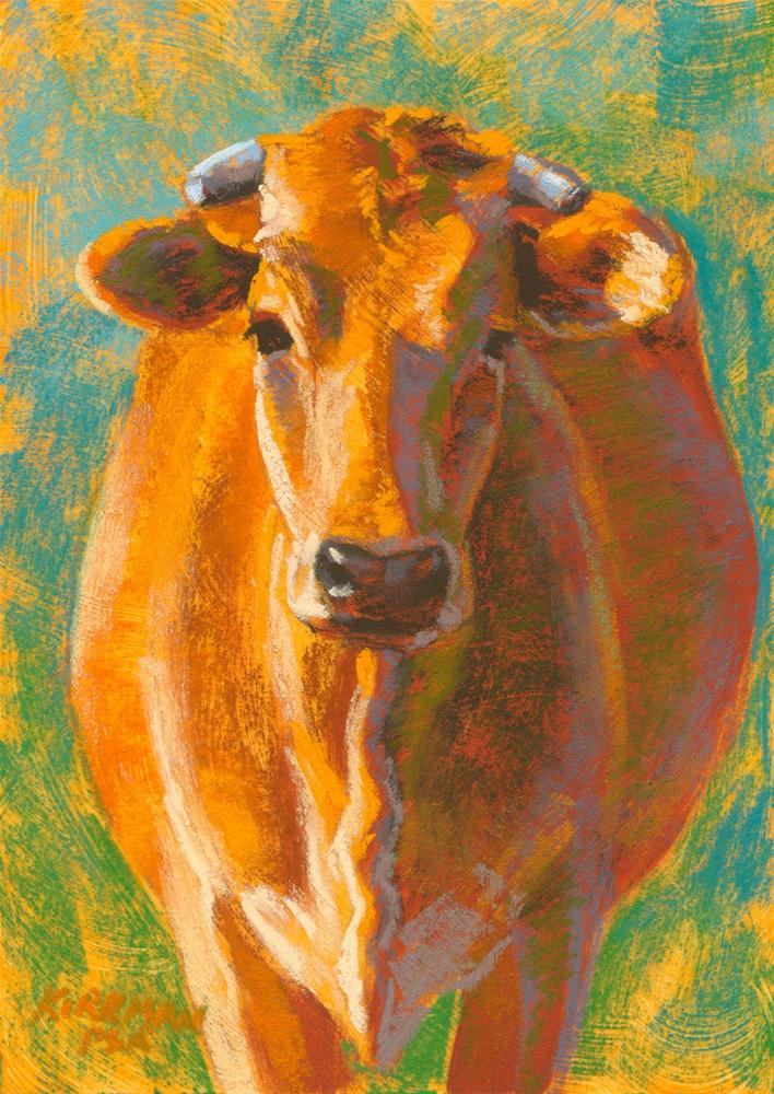 """Sunshine"" original fine art by Rita Kirkman"
