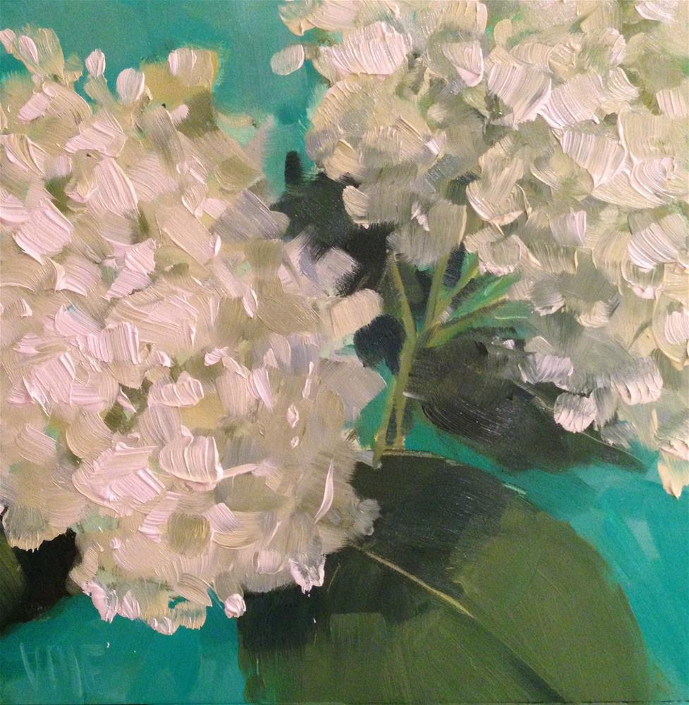 """#90 Act Two"" original fine art by Patty Voje"