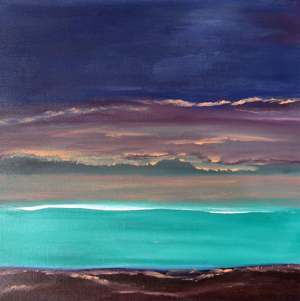"""Layers"" original fine art by Alina Frent"