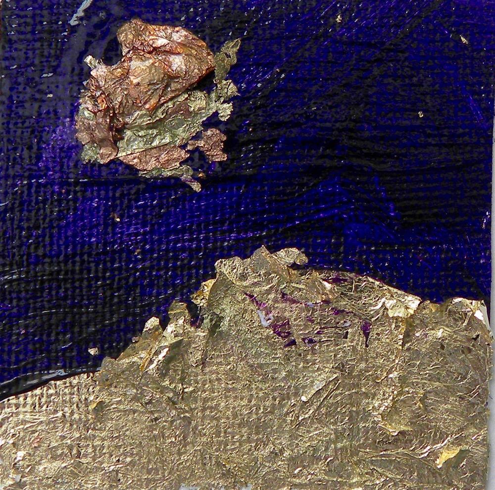 """""""Moonlight Over Kentucky"""" original fine art by cheryl buhrman"""