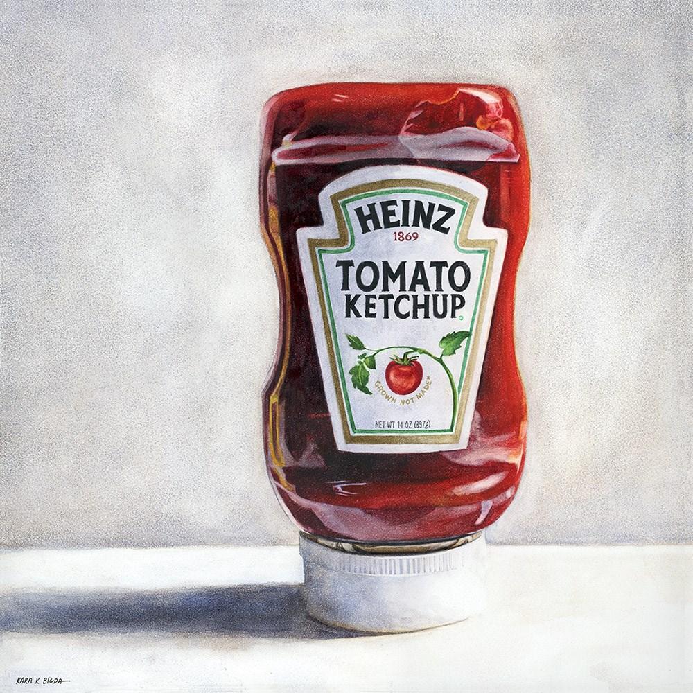 """""""A Contemporary Classic"""" original fine art by Kara K. Bigda"""