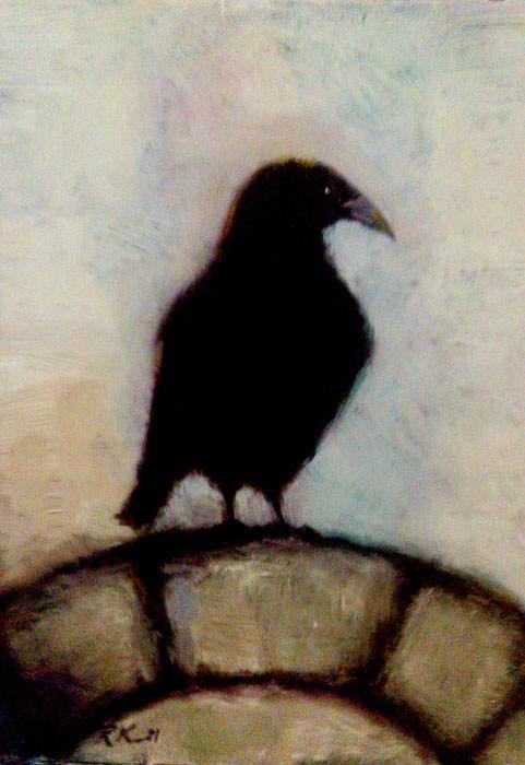"""On the Keystone"" original fine art by Bob Kimball"