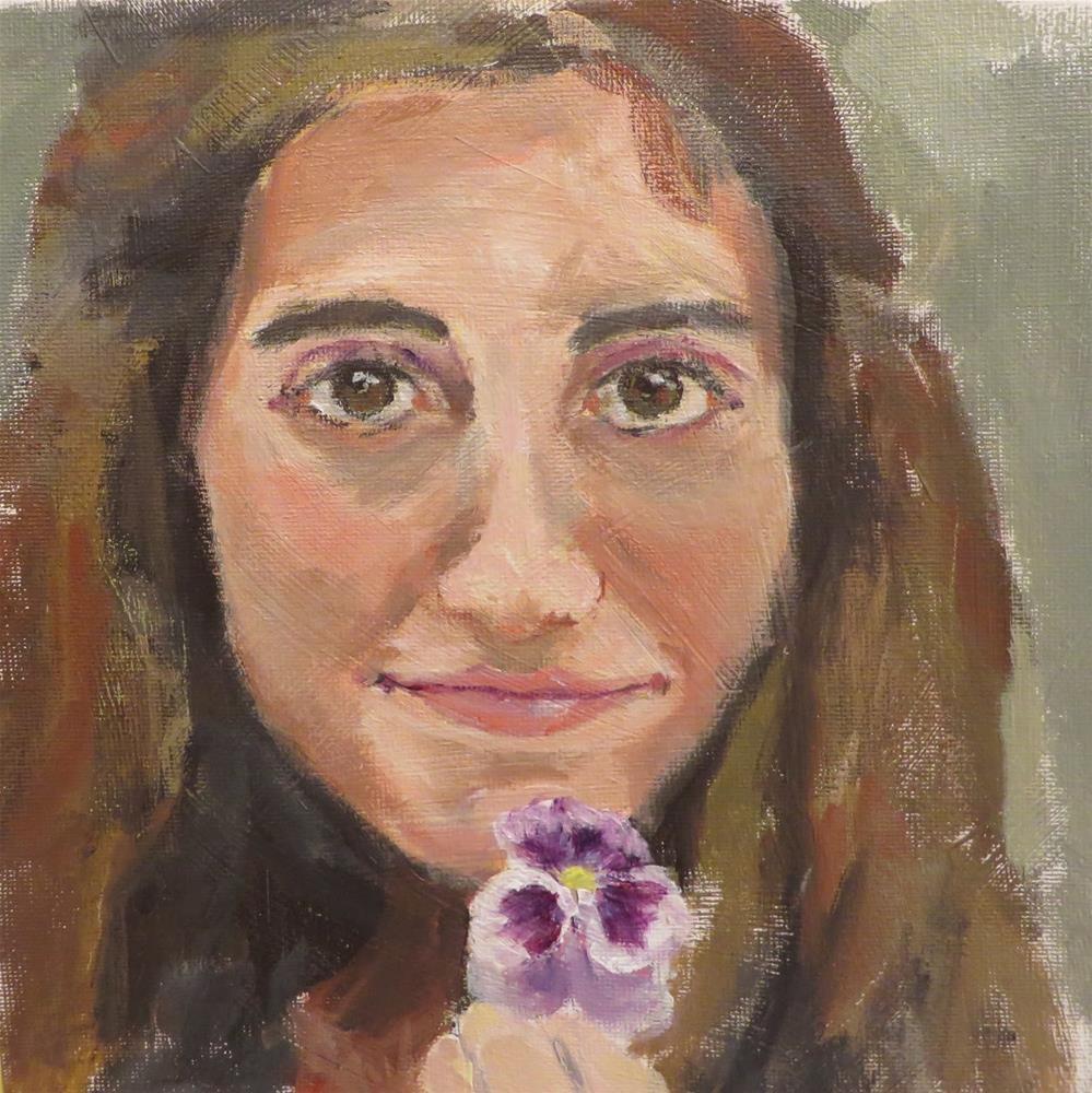 """740 A Moment in Time"" original fine art by Diane Campion"
