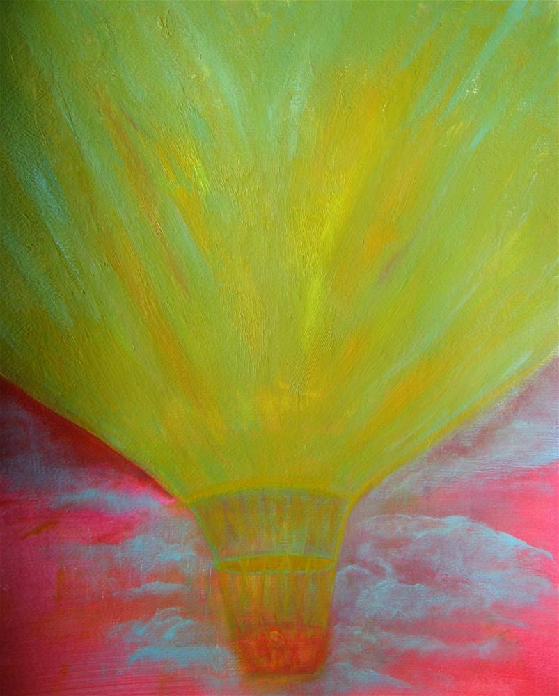 """Alone "" original fine art by Alina Frent"