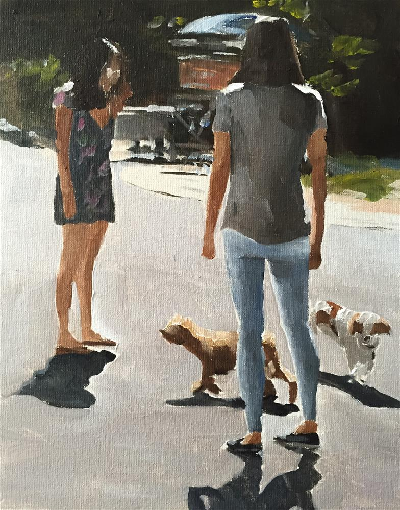 """Central Park June 2016"" original fine art by James Coates"