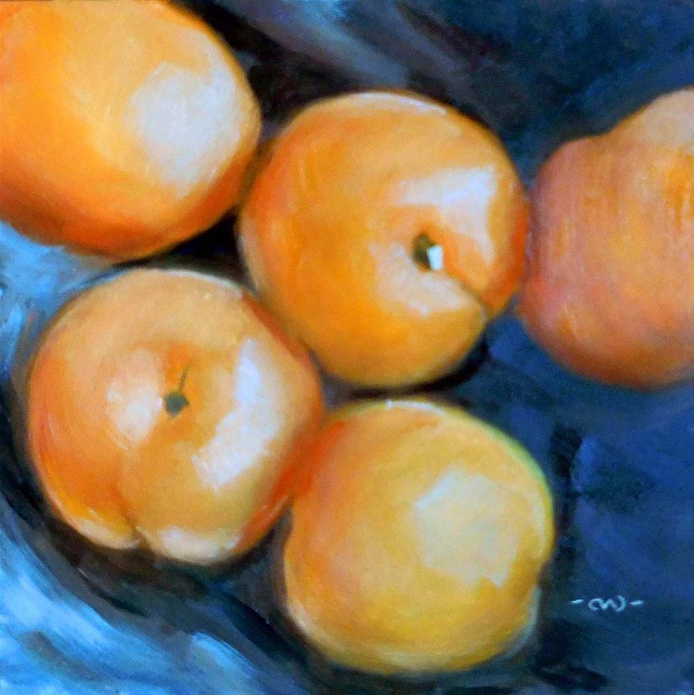 """Lots O' Cots"" original fine art by Cietha Wilson"