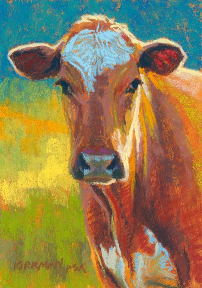 """Maxine"" original fine art by Rita Kirkman"