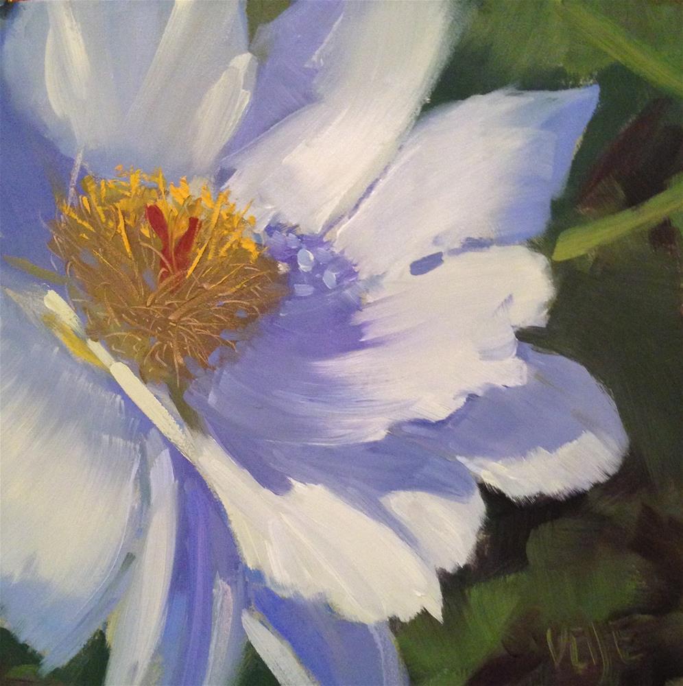 """#97 Summer Shadows Part Two"" original fine art by Patty Voje"