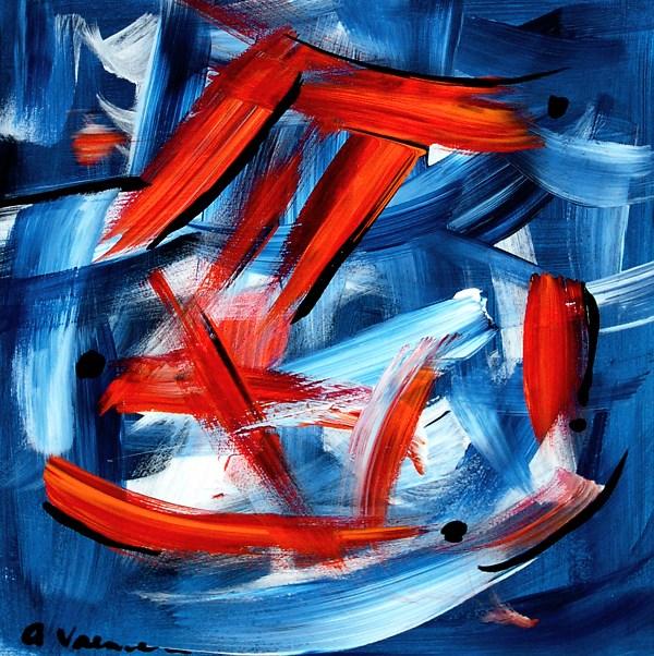 """""""Statement"""" original fine art by Anna Vreman"""