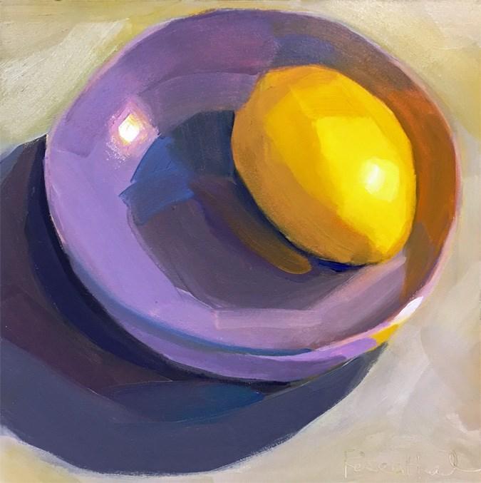 """Rethinking Directional Lines"" original fine art by Robin Rosenthal"