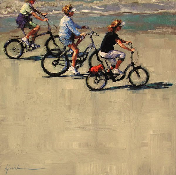 """Top Guns"" original fine art by Karin Jurick"