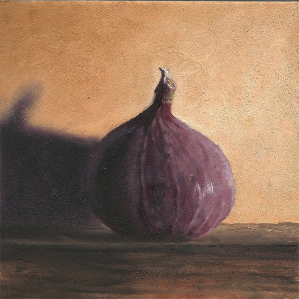 """Fig #1"" original fine art by Peter J Sandford"