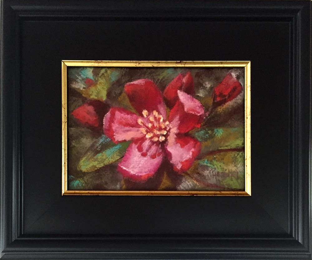 """For Debbie"" original fine art by Pamela Hamilton"