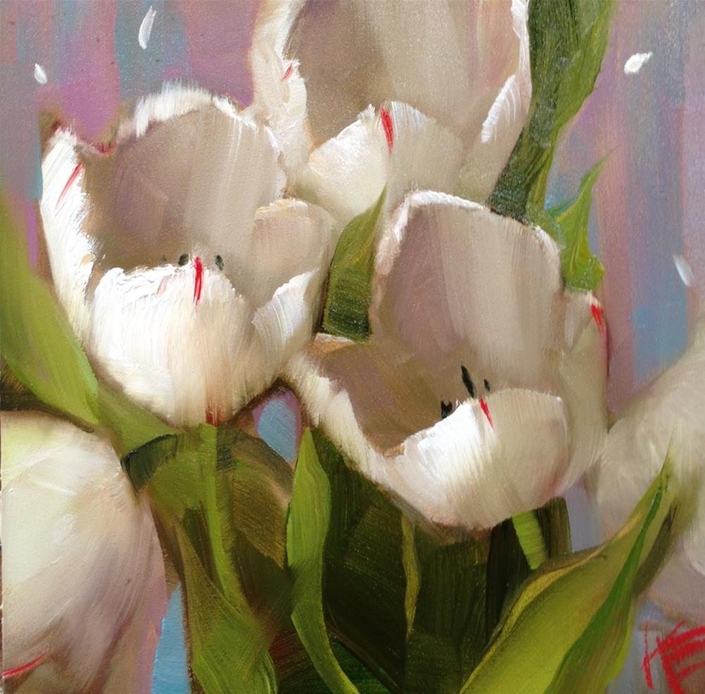 """Uplifting"" original fine art by Krista Eaton"