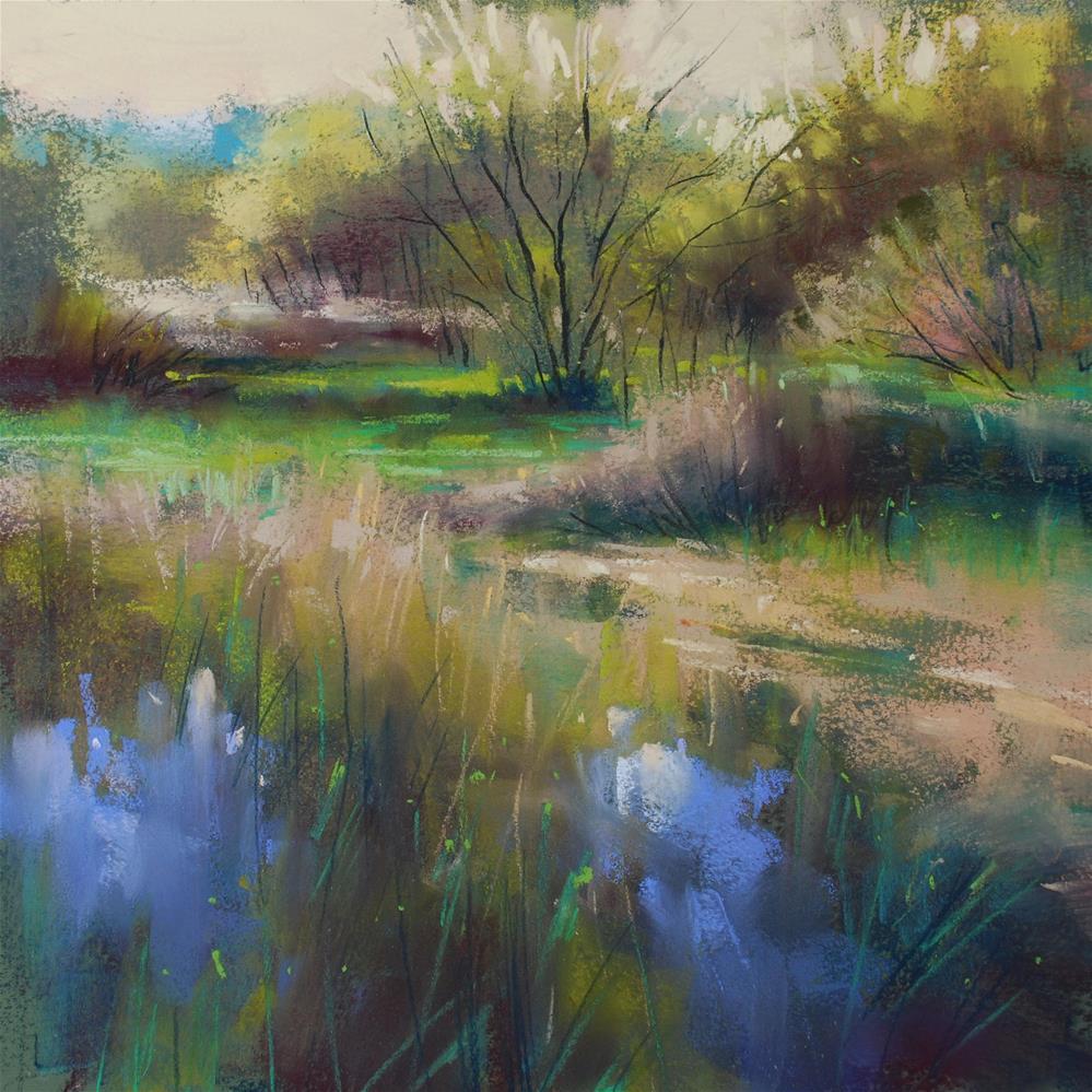 """""""Hideaway"""" original fine art by Marla Baggetta"""