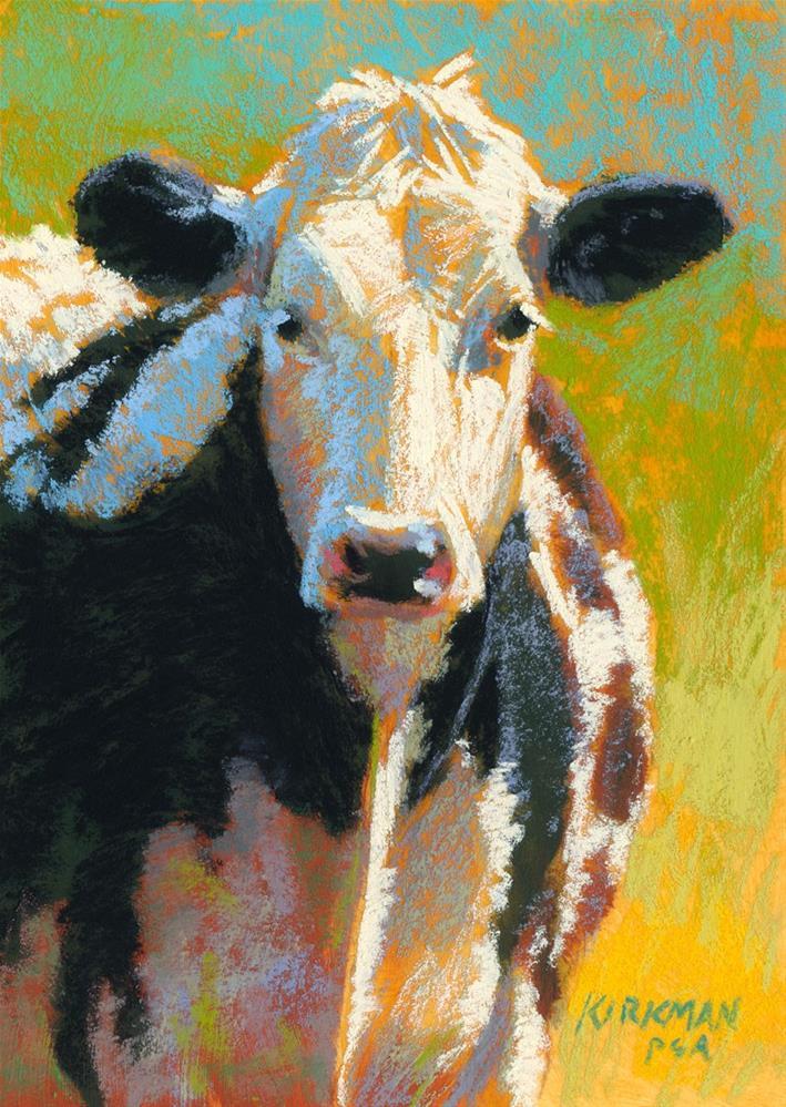 """Mignon"" original fine art by Rita Kirkman"
