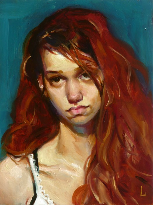 """Overflow"" original fine art by John Larriva"