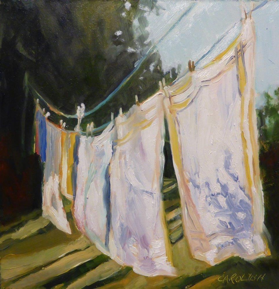 """""""Afternoon Light2"""" original fine art by Carolynn Doan"""