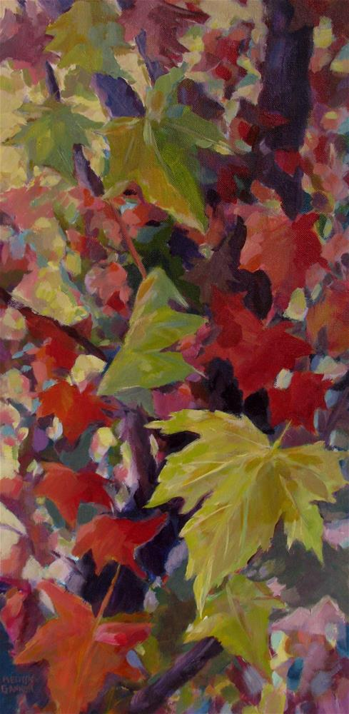 """Expressions of Autumn"" original fine art by Melissa Gannon"