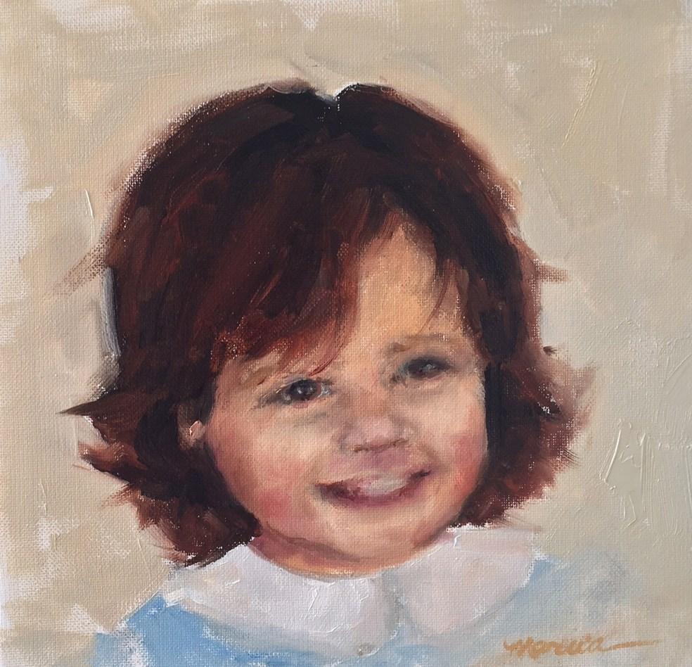 """Cruze"" original fine art by Marcia Hodges"