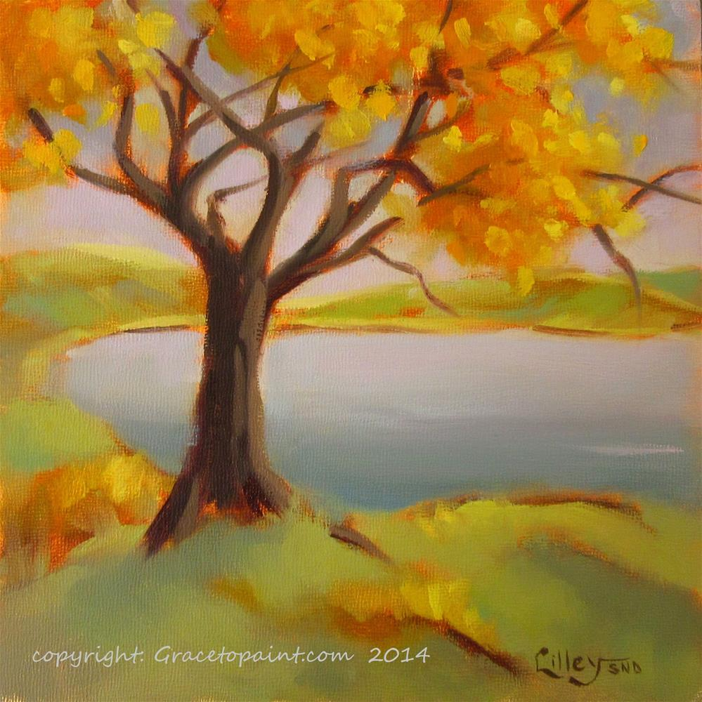 """Grandeur"" original fine art by Maresa Lilley"