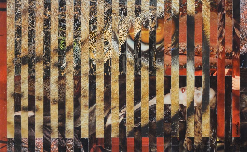 """""""Wild Dream"""" original fine art by Cynthia Frigon"""