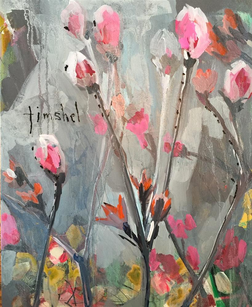 """352 Timshel"" original fine art by Jenny Doh"