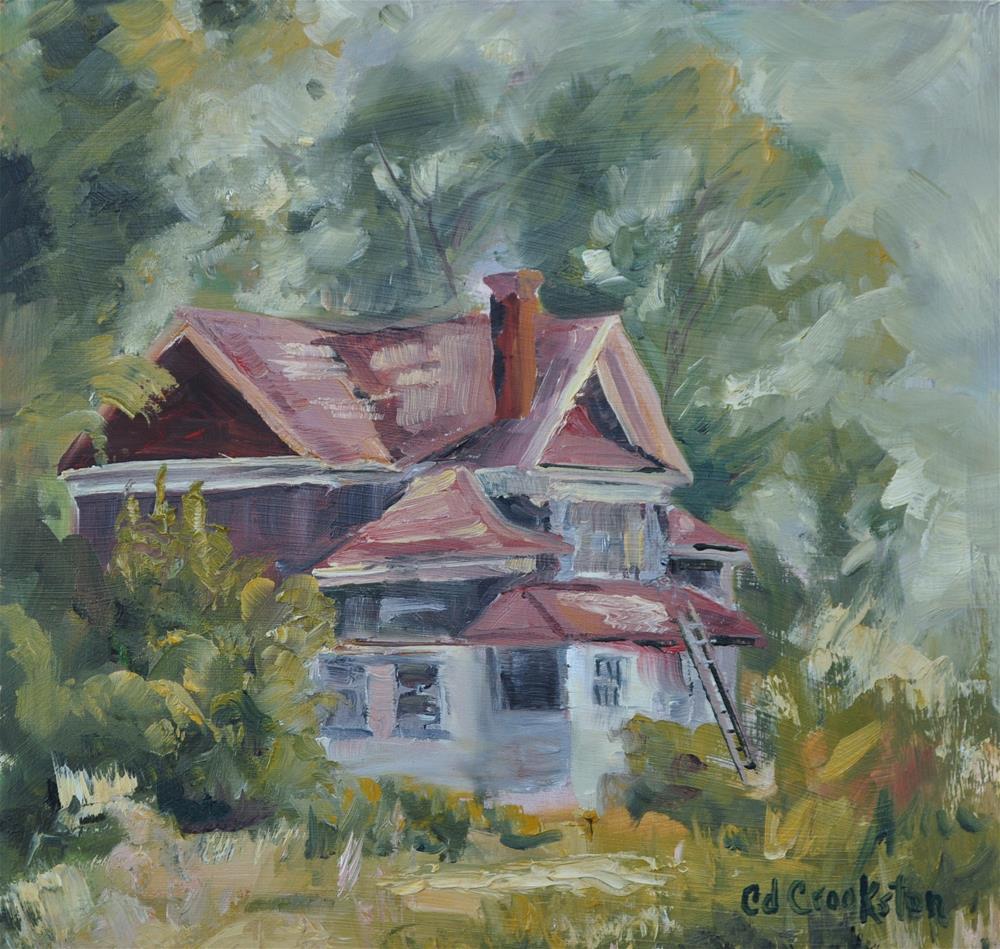 """A Warm Summers Breeze"" original fine art by Catherine Crookston"