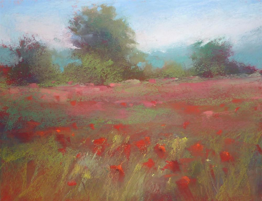 """""""Read This if You Don't Like Doing Thumbnails!"""" original fine art by Karen Margulis"""