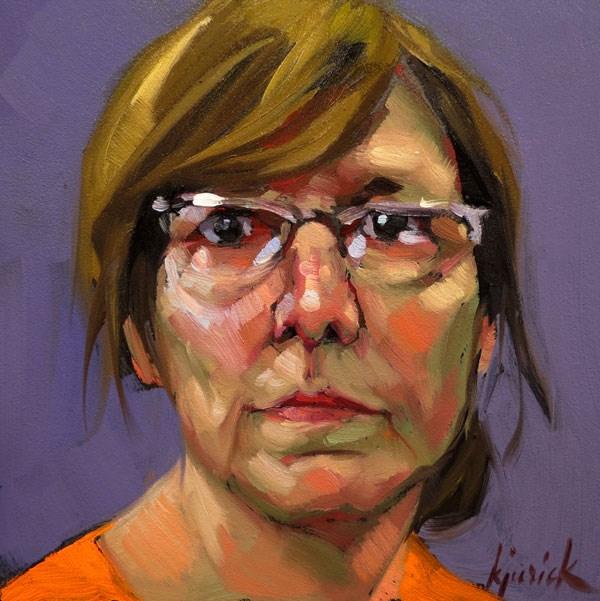 """Two More in the Hilton Head Gang"" original fine art by Karin Jurick"