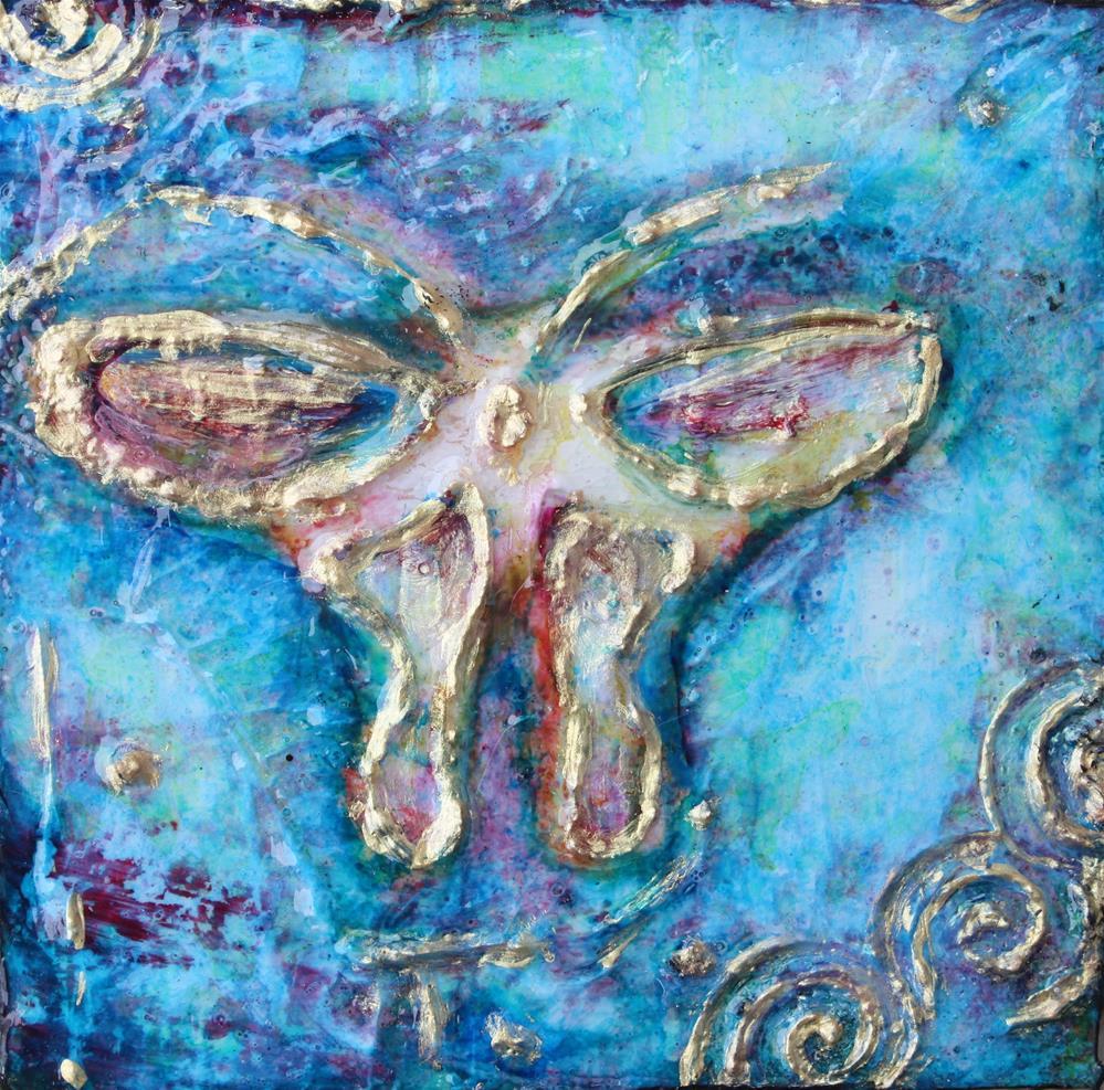 """Summer Dreams"" original fine art by Christiane Kingsley"