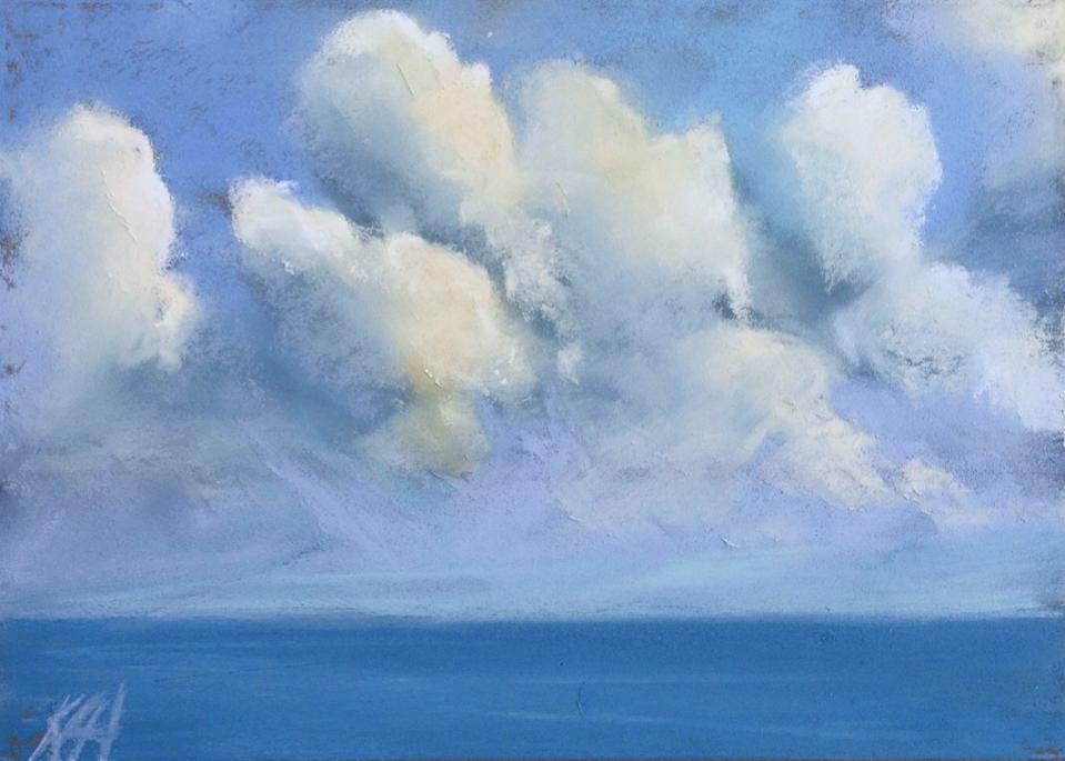 """""""Fleeting"""" original fine art by Karen Vanderpool"""