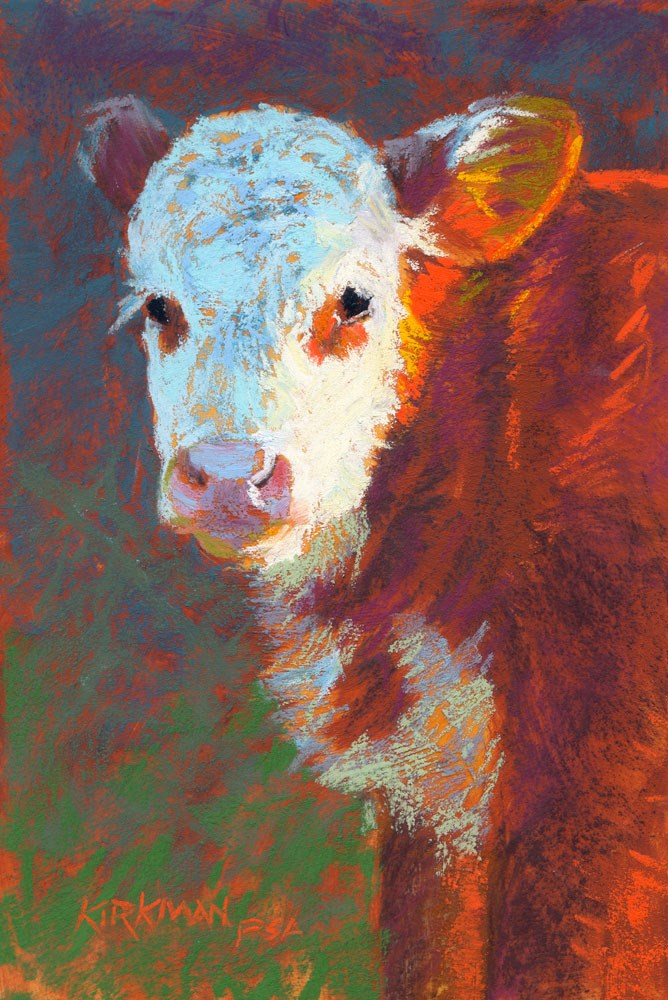 """Whisky"" original fine art by Rita Kirkman"