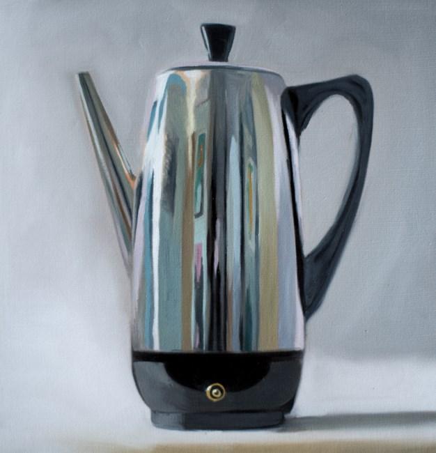 """""""Percolator"""" original fine art by Lauren Pretorius"""