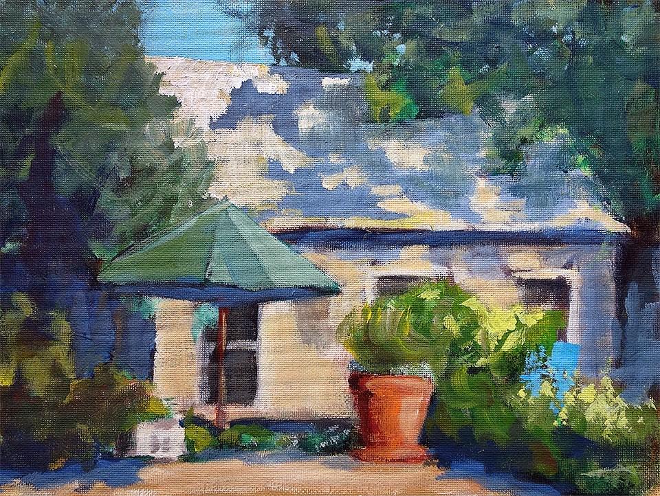 """untitled"" original fine art by J. Farnsworth"