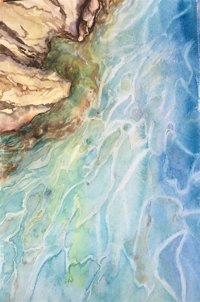 """Reflections "" original fine art by Natasha Ramras"