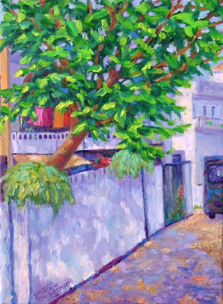 """Mid-Day Sun"" original fine art by Patricia Musgrave"