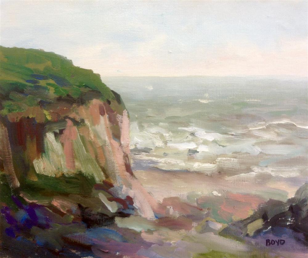 """""""California Dreamin'"""" original fine art by Cathy Boyd"""