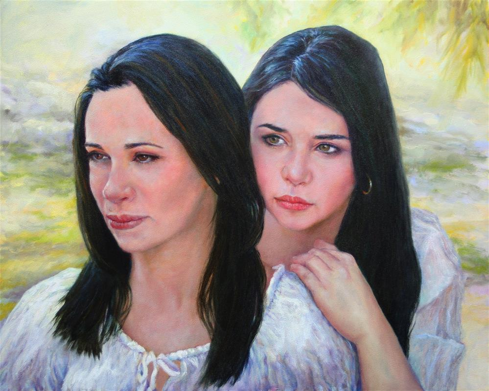 """Expectation"" original fine art by Debra Bryant"