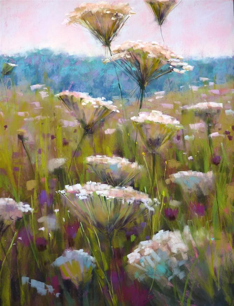 """""""Steps to a Commission Part Three: The Underpaintings"""" original fine art by Karen Margulis"""