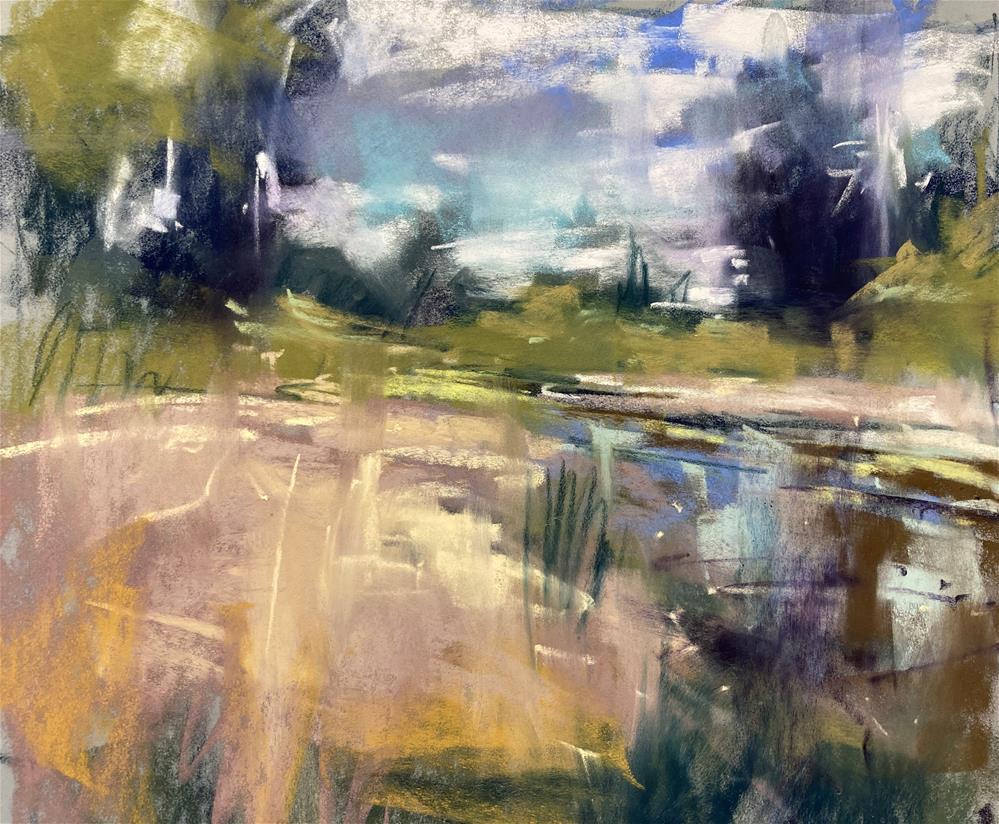 """Untitled"" original fine art by Marla Baggetta"