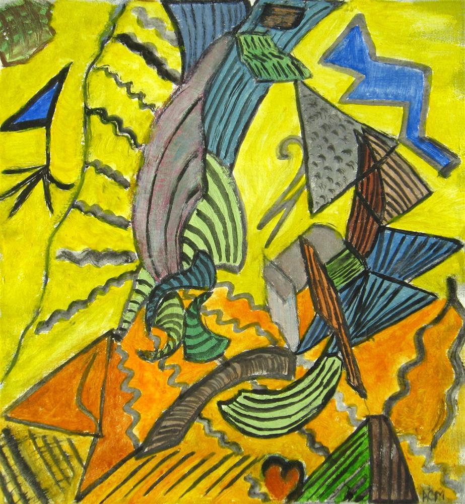 """Sails"" original fine art by Alina Frent"
