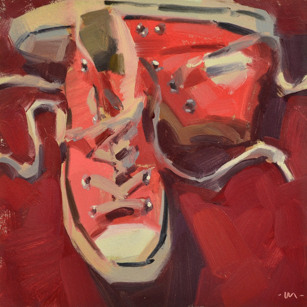 """All Stars"" original fine art by Carol Marine"