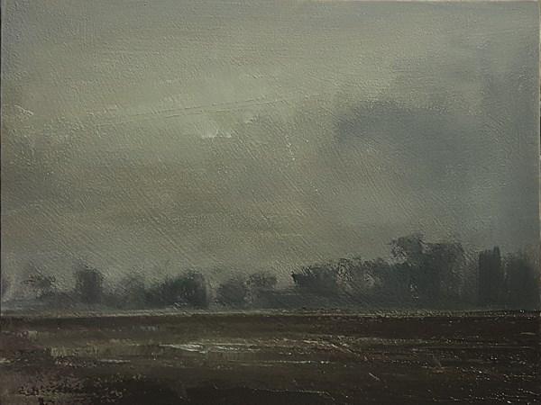 """""""Evening"""" original fine art by Neil Carroll"""